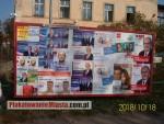 Ekspozycja Plakatów na Tablicach ogłoszeniowych - zdjęcie
